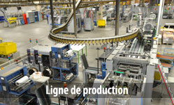 Ligne de production